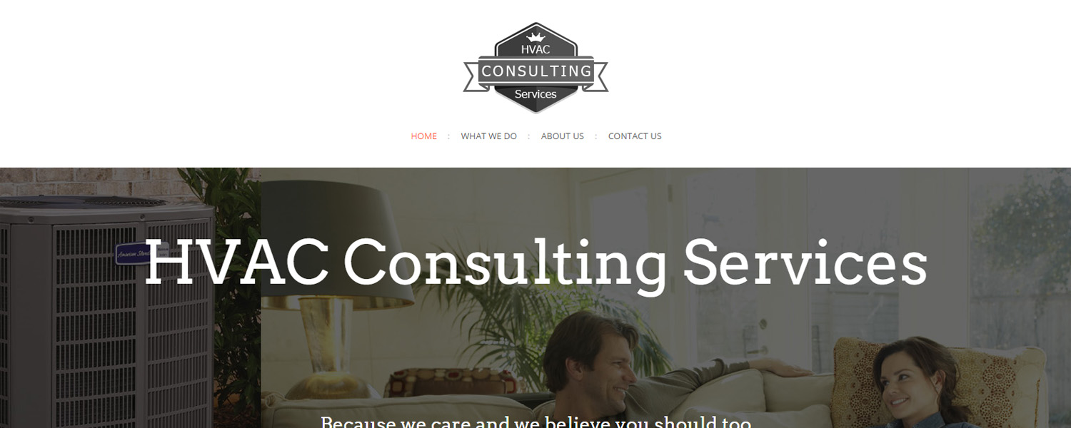 HVAC Consulting Services