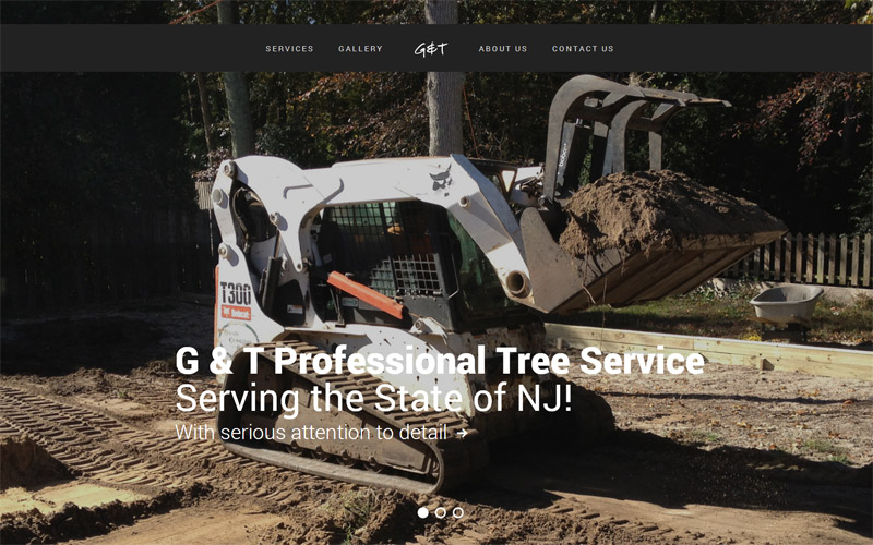 G & T Professional Tree Service